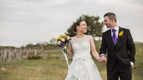 Mariage au domaine du Valerian