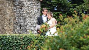 Mariage Franco/Américain au château de la Colaissière