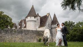 Day after au château de Bridoire en Dordogne