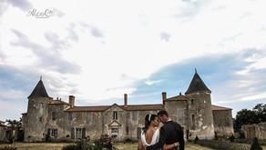 Mariage B&C 18 juillet 2015 - Château de la Chevallerie