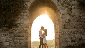 Séance engagement sous le soleil de Corrèze