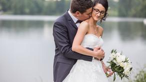 Mariage pluvieux en Corrèze