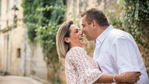 Séance engagement à Sarlat (24)