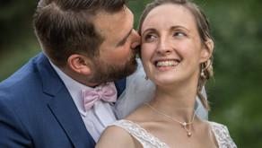 Mariage à l'hôtel Perrier du Bignon (53)