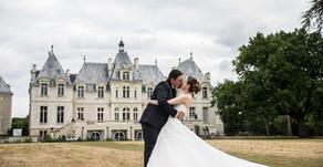Mariage au château de Vair (44)