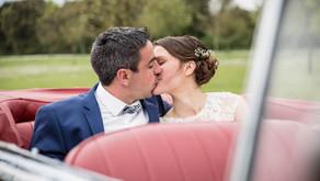 Un très joli mariage champêtre