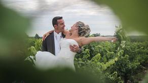 Mariage au restaurant le Panorama au Bignon - M&F