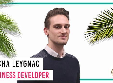 Portrait de Dreamer : Sacha Leygnac, Business Developer