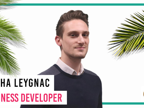 Portrait de Dreamer : Sacha Leygnac, Business Developer