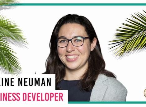 Portrait de Dreamer : Céline Neuman, Business Developer