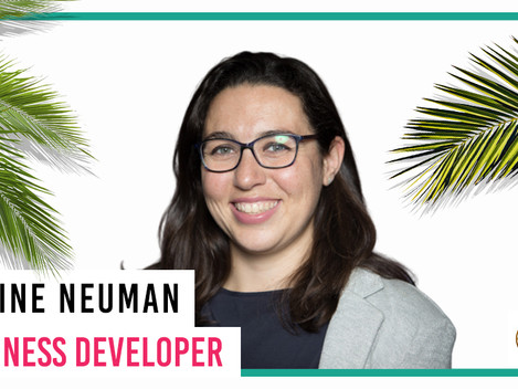 Portrait de Dreamer : Céline Neuman, Business Developer