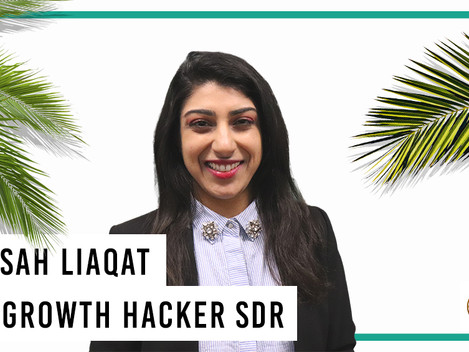 PORTRAIT DE DREAMER : Ansah, la Growth Hacker SDR