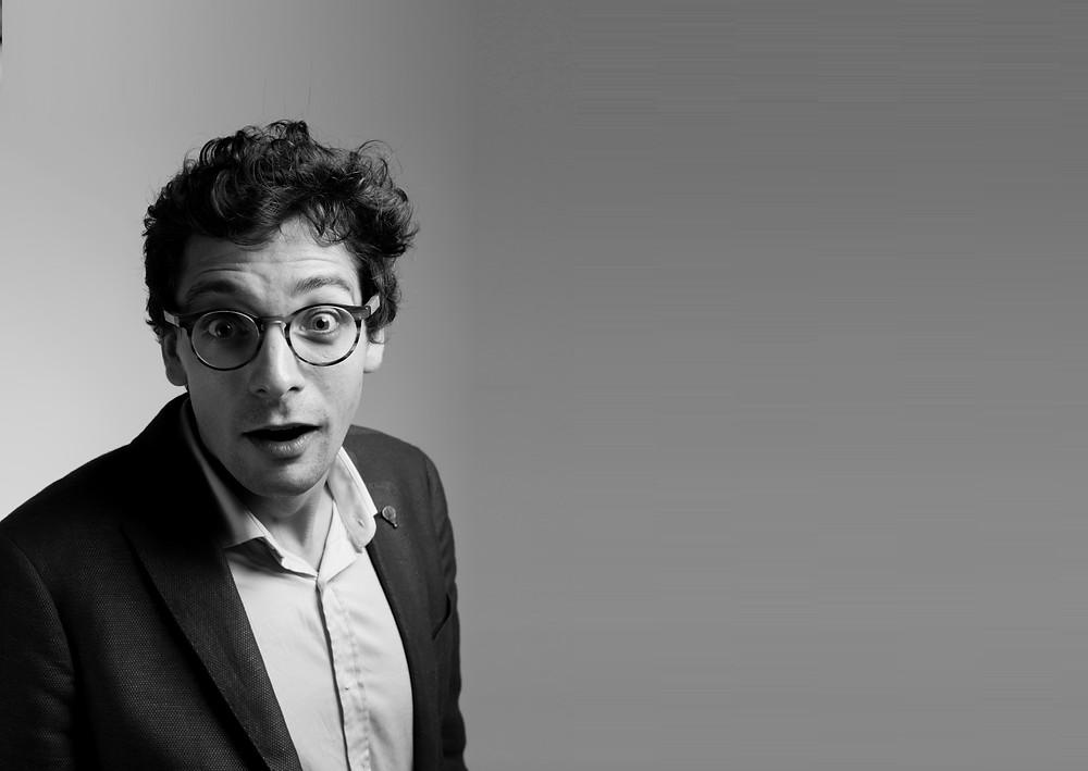 Damien Soissons, co-fondateur et directeur commercial d'Imagera