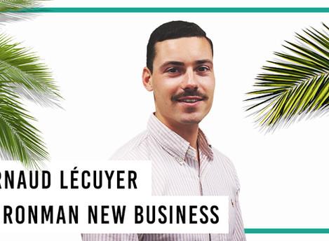 PORTRAIT DE DREAMER : Arnaud, l'Ironman New Business