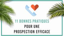 11 bonnes pratiques pour une prospection efficace