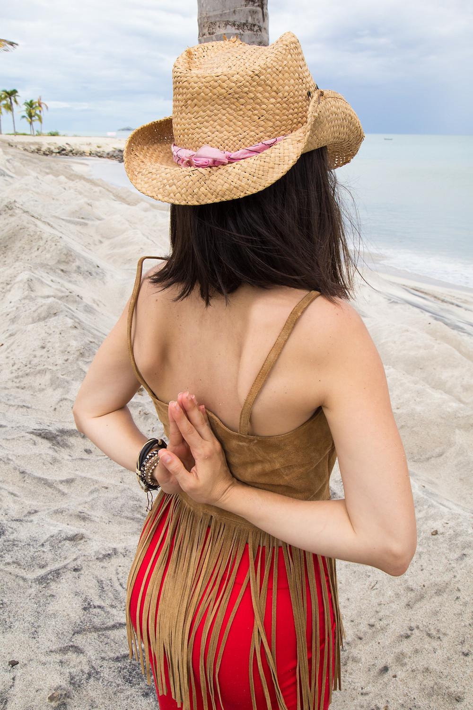 Yoga Pose Playa