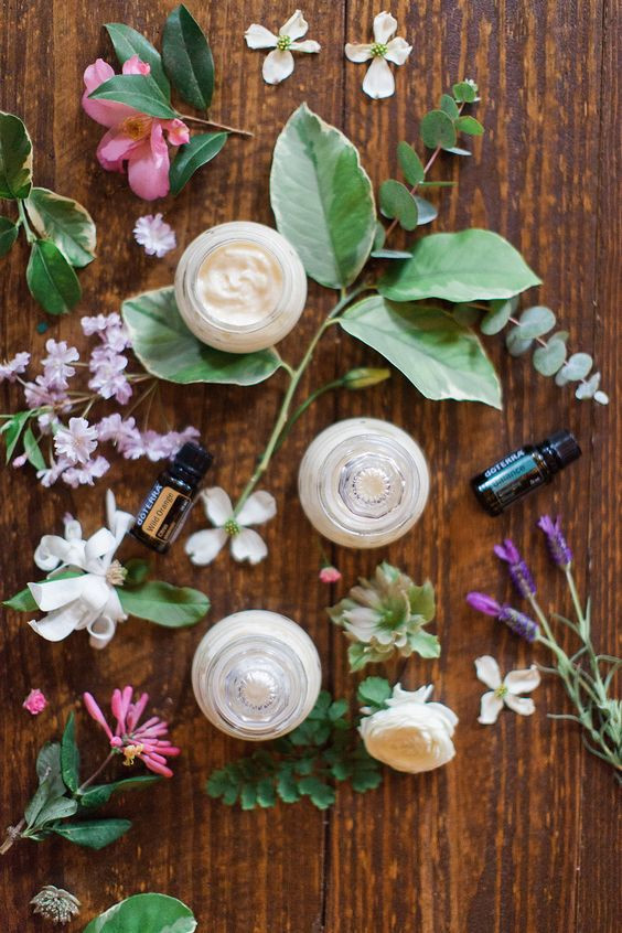 Acetes Esenciales y Flores de Style me Preatty
