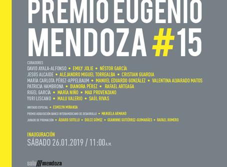 Premio Eugenio Mendoza #15   Deliberación
