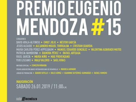Premio Eugenio Mendoza #15 | Deliberación
