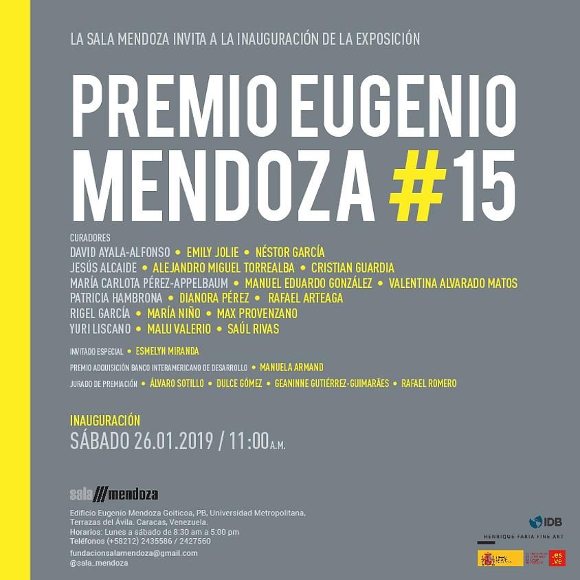 Premio Eugenio Mendoza #15