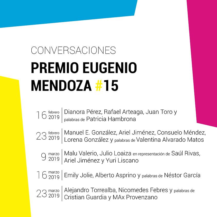 Conversaciones Premio Eugenio Mendoza #15