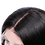 Thumbnail: HD Straight Lace  Closure Wig