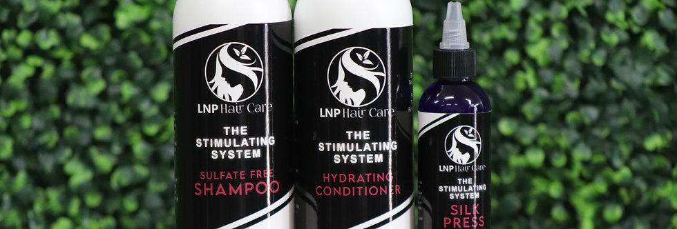Shampoo/Condition/Serum