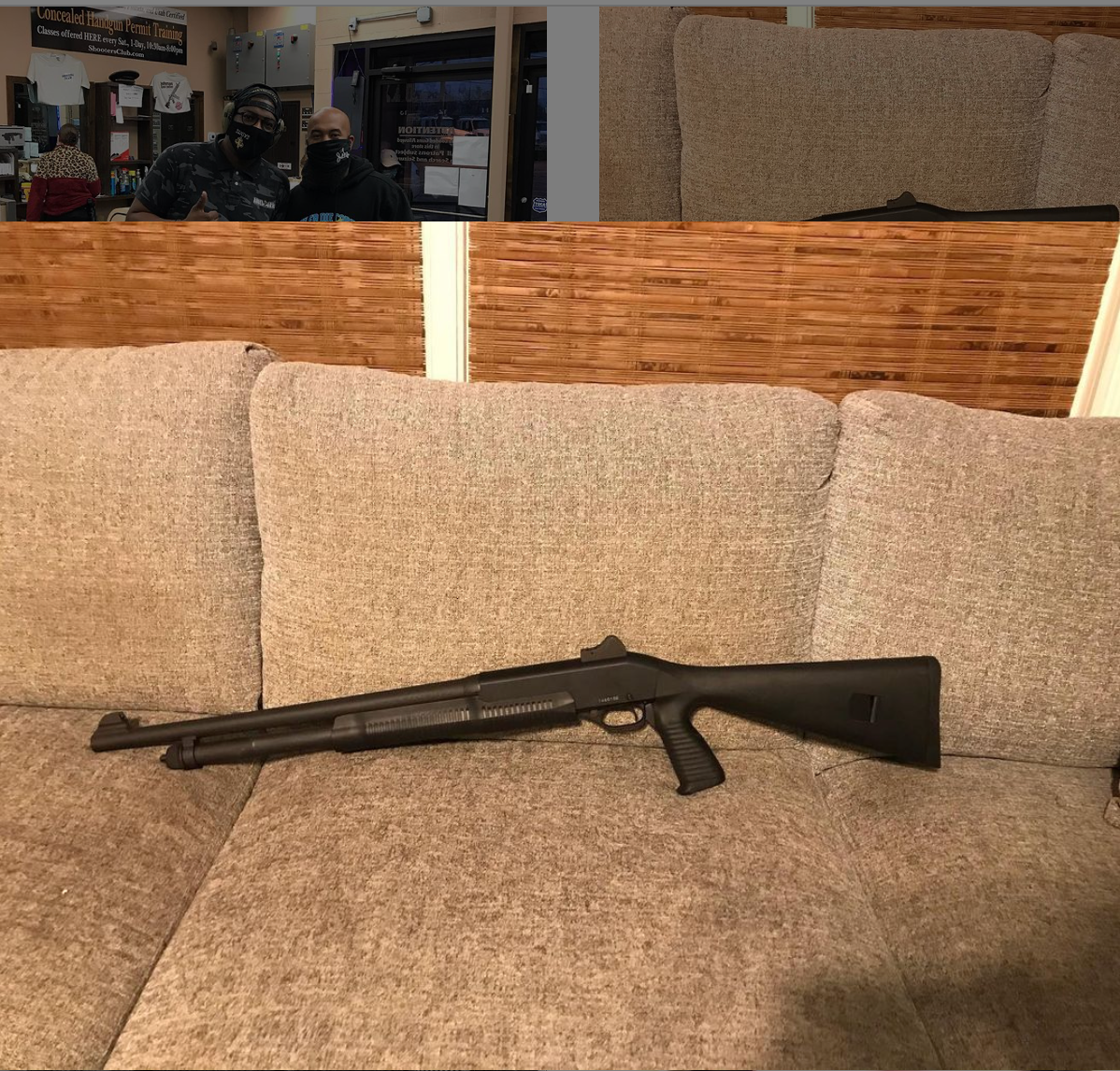 In Home Firearm Consulting