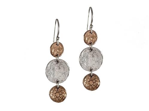 Medallion Earrings