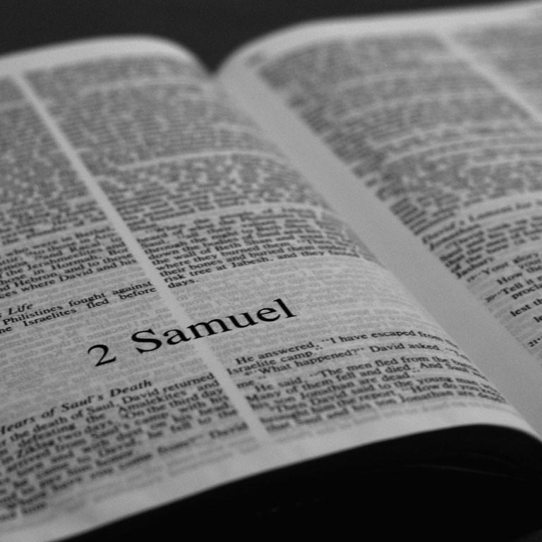 On The Run - Again (2 Samuel 17)