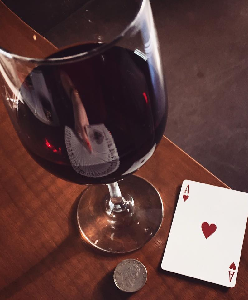 Magic and Wine