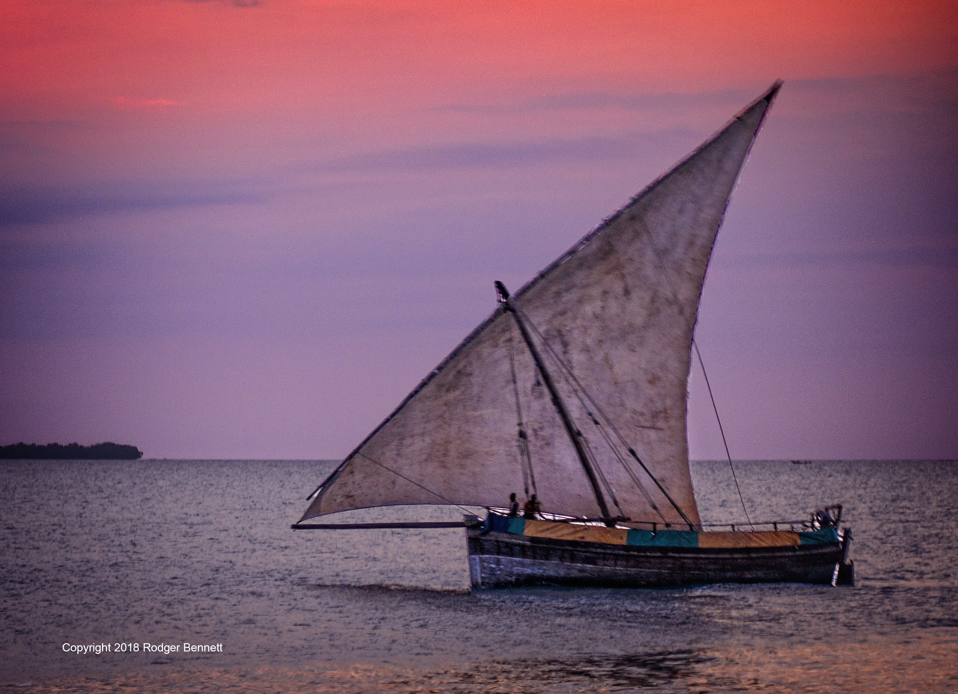 sunset sailing-Recovered