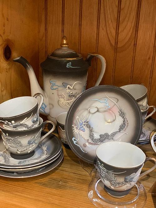 Dragon Tea Set from China
