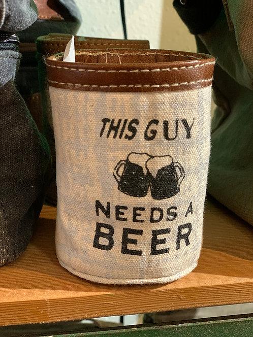 Beer Caddy / Koozie