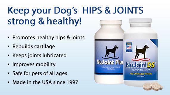 Dog Hipe & Joint Pills