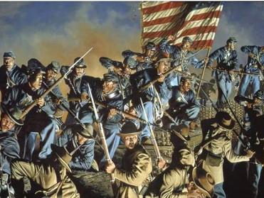 Oregon Coast Military Museum Visits Civil War