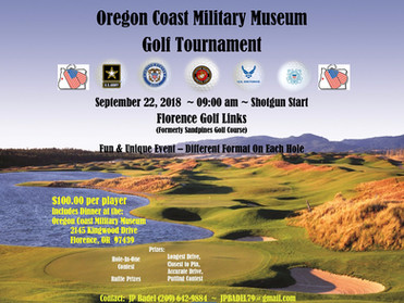 Military Museum Golf Tournament