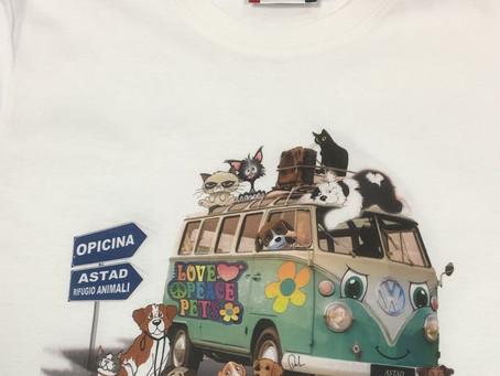 Sono arrivate le nuove magliette ASTAD!!!