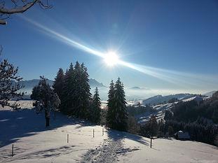 Farben-Ferienwoche «Wintermärchen»