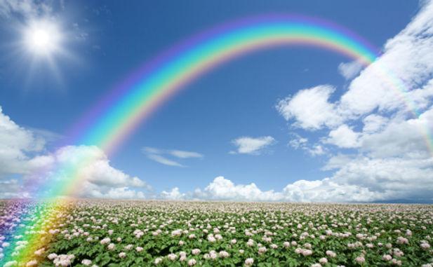 «Die Kraft der Farben - eine Reise durch den Regenbogen»