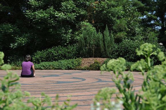 Reise durch das Lebens-Labyrinth –Dein farbiger Lebensweg