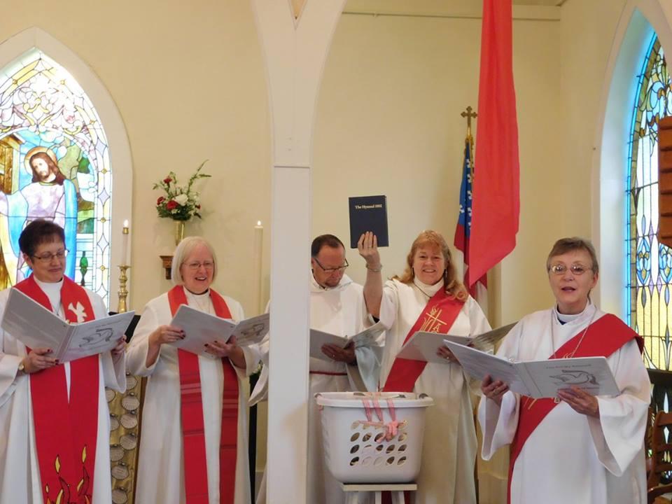 Celebration of Ministry