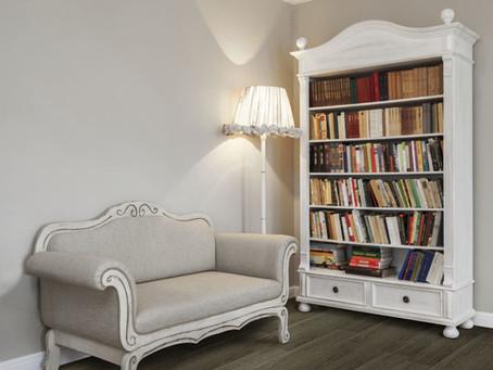5 dicas de piso vinílico SPC para decorar a sala