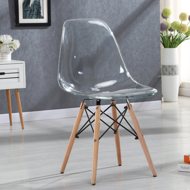 Cadeira EIffel Cristal