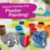 BTM - Petite Plaster Facebook Event Squa
