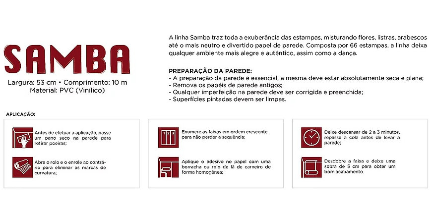 Papel de Parede Samba