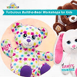 HISC - BTM - Easter & SHE Build A Bear T