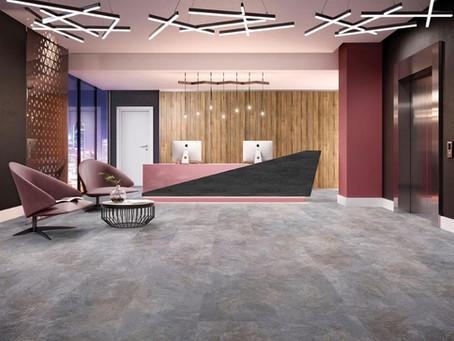 Como encontrar o piso perfeito para o escritório