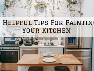 5 Helpful Tips For Painting Your Kitchen in St. Helens, OR