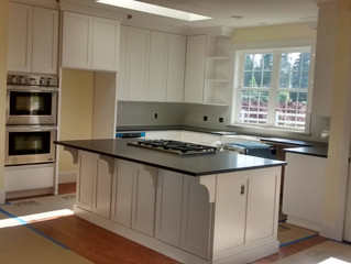 Tips & Ideas for Painting Kitchen Cabinets